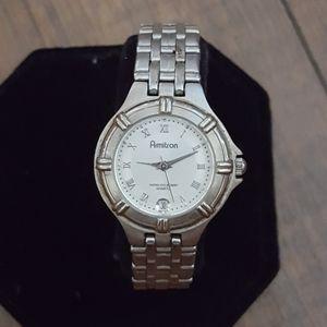 Armitron - Silver Water Resistant Watch